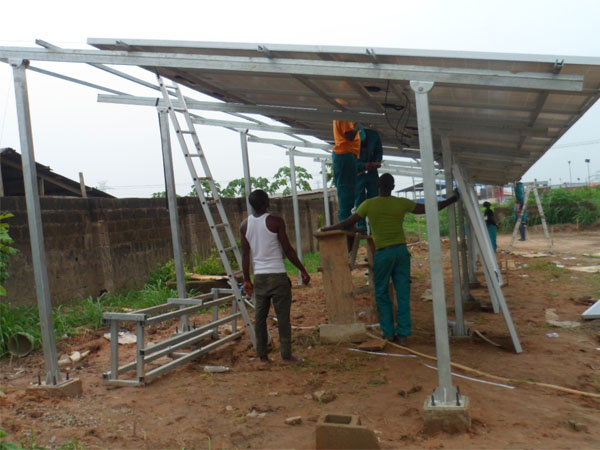 15kw Solar Power Systems